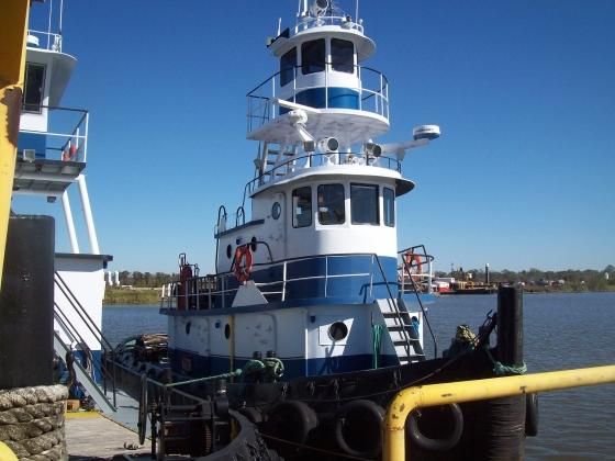 Tugboats for Sale (Model Bow)   Bourg Marine, Inc