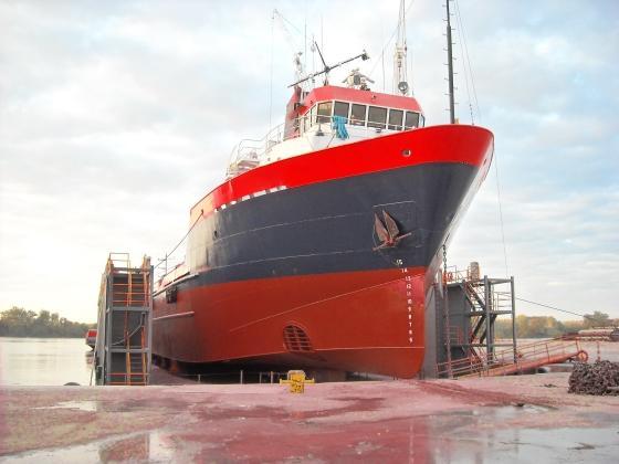 205′ Offshore Supply Vessel   Bourg Marine, Inc